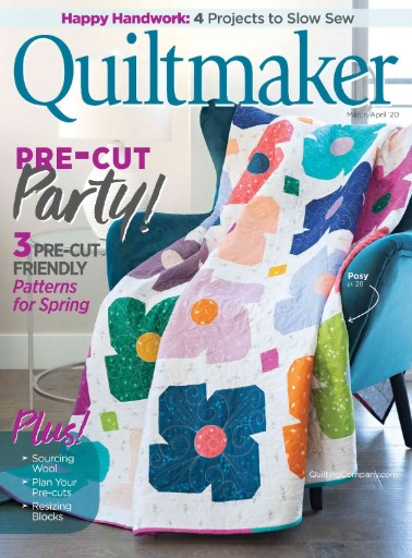 Quiltmaker Magazine Subscriptions