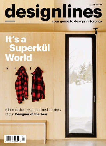 Designlines Magazine Subscriptions