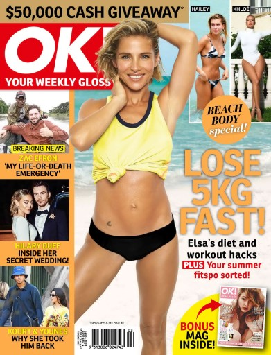 OK! (Australia Edition) Magazine Subscriptions
