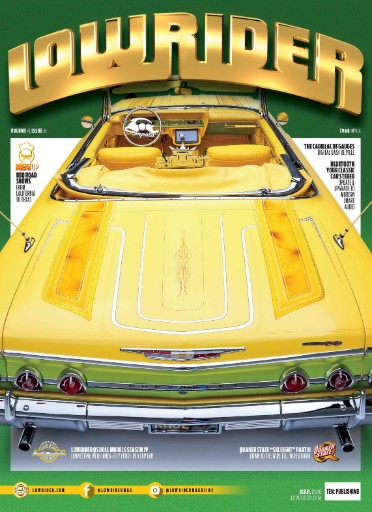 Lowrider Magazine Subscriptions