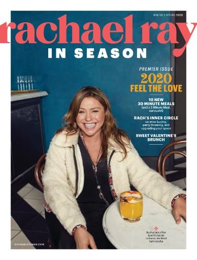 Rachael Ray in Season Magazine Subscriptions