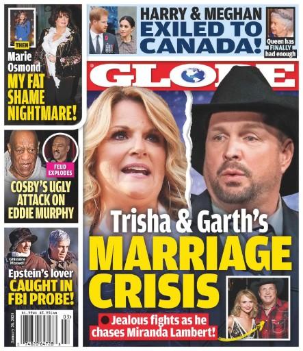 Globe Magazine Subscriptions