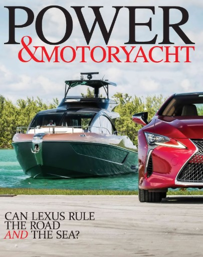 Power & Motoryacht Magazine Subscriptions