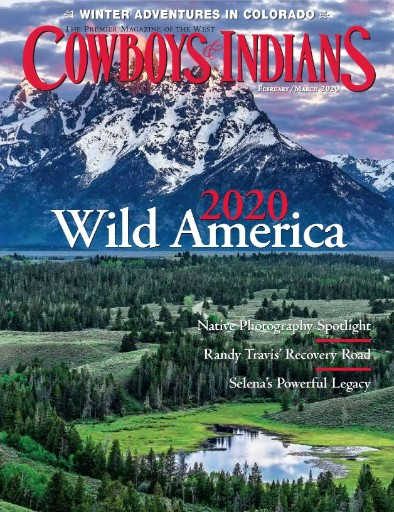 Cowboys & Indians Magazine Subscriptions
