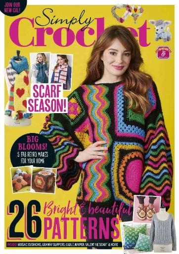 Simply Crochet Magazine Subscriptions