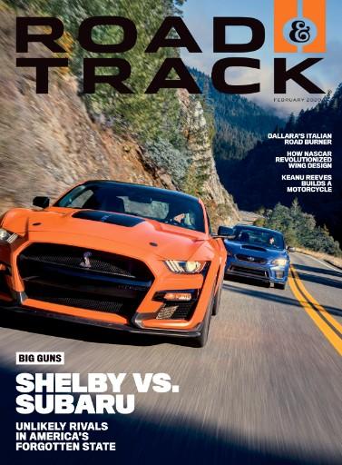 Road & Track Magazine Subscriptions