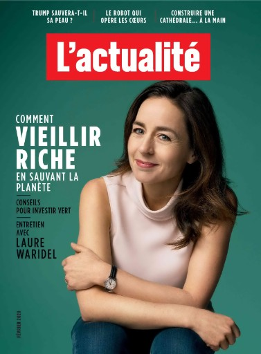 L'Actualite Magazine Subscriptions