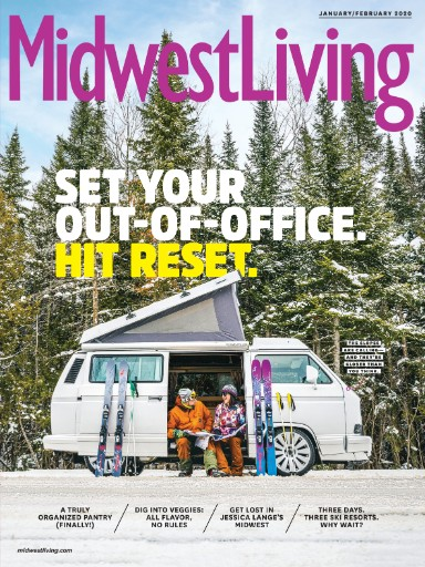 Midwest Living Magazine Subscriptions