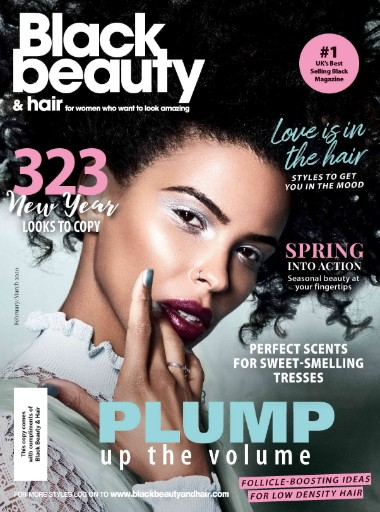 Black Beauty & Hair Magazine Subscriptions