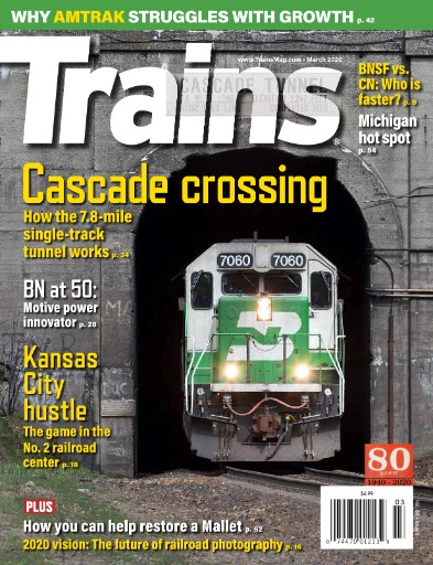 Trains Magazine Subscriptions
