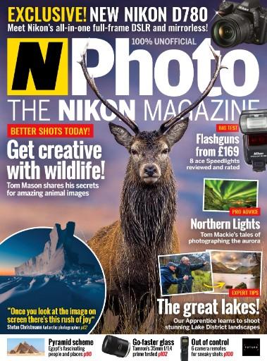 N-Photo Magazine Subscriptions