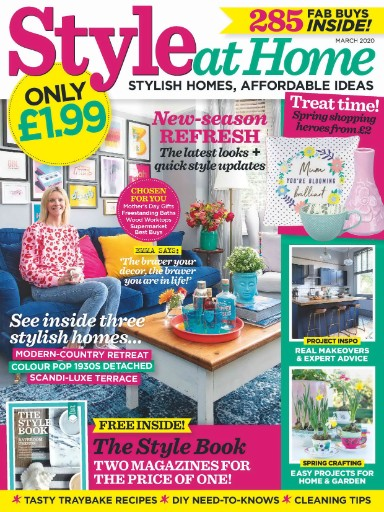 Style At Home Magazine Subscriptions