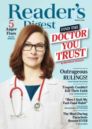 Reader's Digest Magazine Subscriptions