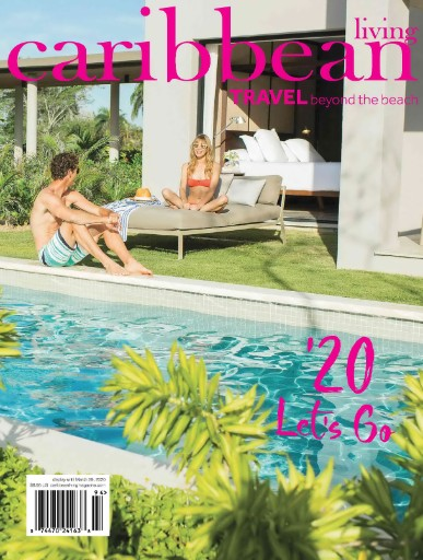 Caribbean Living Magazine Subscriptions
