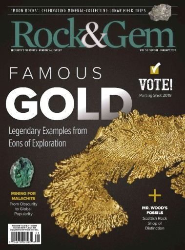 Rock & Gem Magazine Subscriptions