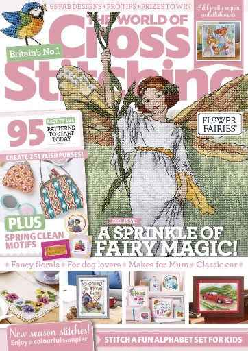 The World of Cross Stitching Magazine Subscriptions