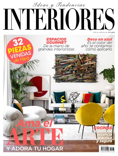 Interiores Magazine Subscriptions