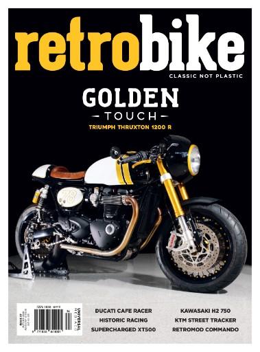 Retrobike Magazine Subscriptions