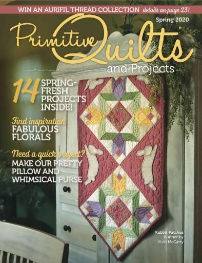 Primitive Quilts & Projects Magazine Subscriptions