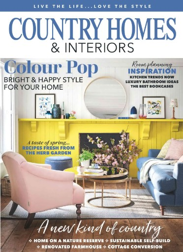 Country Homes & Interiors Magazine Subscriptions