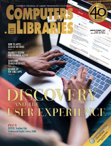 Computers in Libraries Magazine Subscriptions