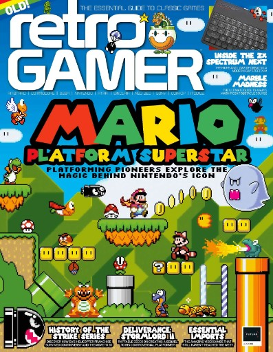 Retro Gamer Magazine Subscriptions