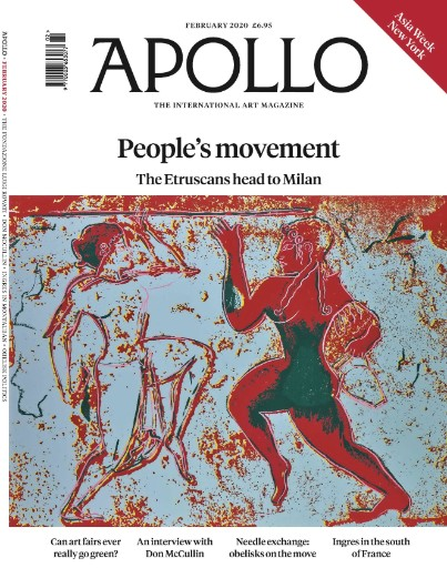 Apollo: The International Magazine for Collectors Magazine Subscriptions