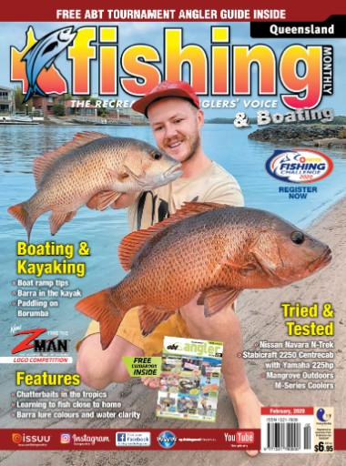 Queensland Fishing Monthly Magazine Subscriptions
