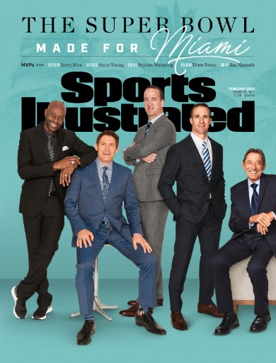 Sports Illustrated Magazine Subscriptions
