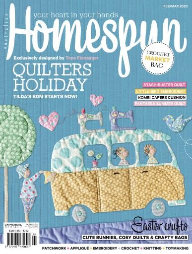 Australian Homespun Magazine Subscriptions
