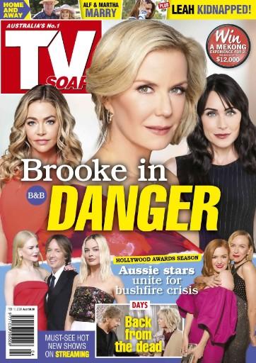 TV Soap Magazine Subscriptions