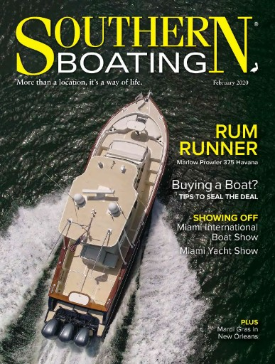 Southern Boating Magazine Subscriptions