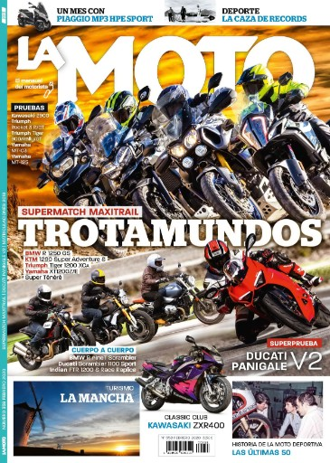 La Moto Magazine Subscriptions