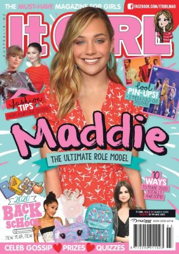 It Girl Magazine Subscriptions