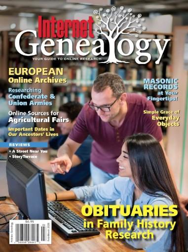 Internet Genealogy Magazine Subscriptions