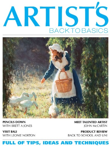 Artist's Back to Basics Magazine Subscriptions