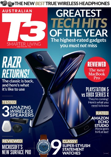 T3 (Australia Edition) Magazine Subscriptions