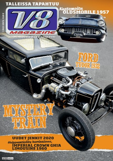 V8-Magazine Magazine Subscriptions