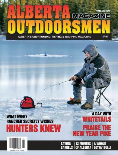 Alberta Outdoorsmen Magazine Subscriptions