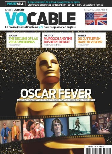 Vocable (French/English Edition) Magazine Subscriptions