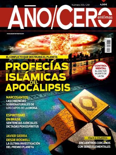 Año / Cero Enigmas Magazine Subscriptions