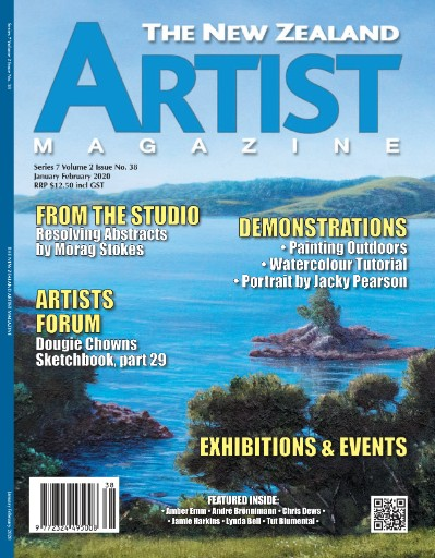 New Zealand Artist Magazine Magazine Subscriptions