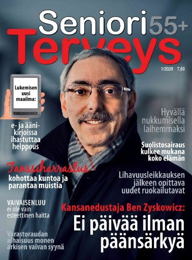 Senioriterveys Magazine Subscriptions