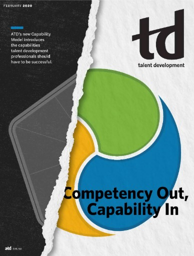 TD: Talent Development Magazine Subscriptions