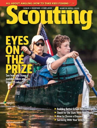 Scouting Magazine Subscriptions