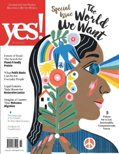 YES! Magazine Magazine Subscriptions