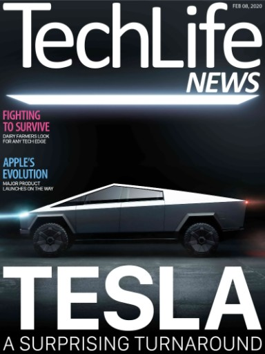 TechLife News Magazine Subscriptions