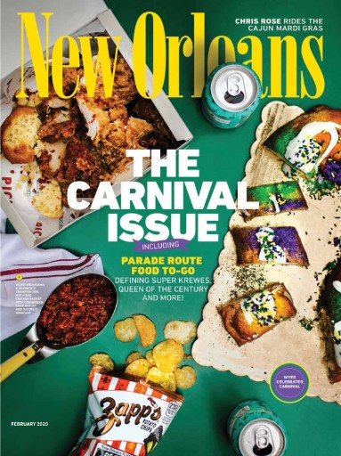 New Orleans Magazine Magazine Subscriptions