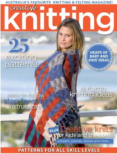 Creative Knitting (Australia Edition) Magazine Subscriptions