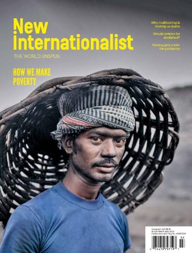 New Internationalist Magazine Subscriptions